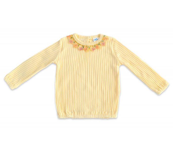 Блуза для девочки Колье