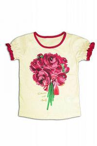 Л205 блуза для девочки от  Basia Россия