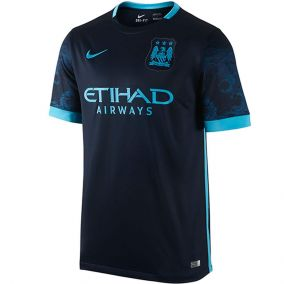 МАЙКА ИГРОВАЯ NIKE MCFC AWAY STADIUM JSY SS