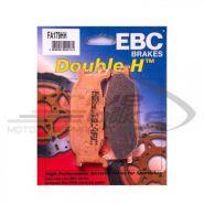 EBC Тормозные колодки FA179HH DOUBLE H Sintered передние