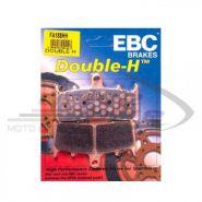 EBC Тормозные колодки FA188HH DOUBLE H Sintered (Kawasaki, Suzuki)