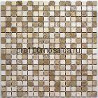 Sevilla 15 slim (pol) 4 мм, камень. Мозаика серия STONE,  размер, мм: 305*305 (BONAPARTE)