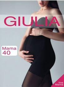Колготки для беременных Giulia Mama 40 playa gul