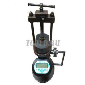 Пресс ПРГ-1-10 (10 кН/1т) - для испытания кирпича на изгиб