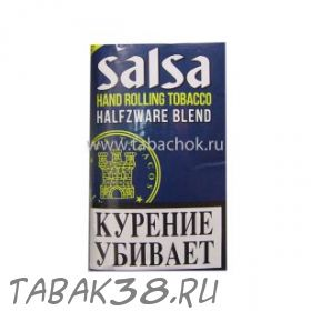 Табак сигаретный SALSA HALFZWARE BLEND 40гр