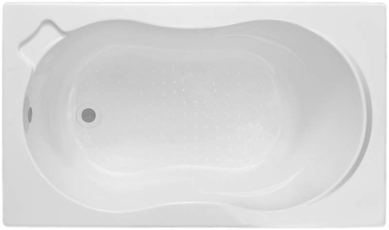 Акриловая ванна BAS Кэмерон 120x70 стандарт