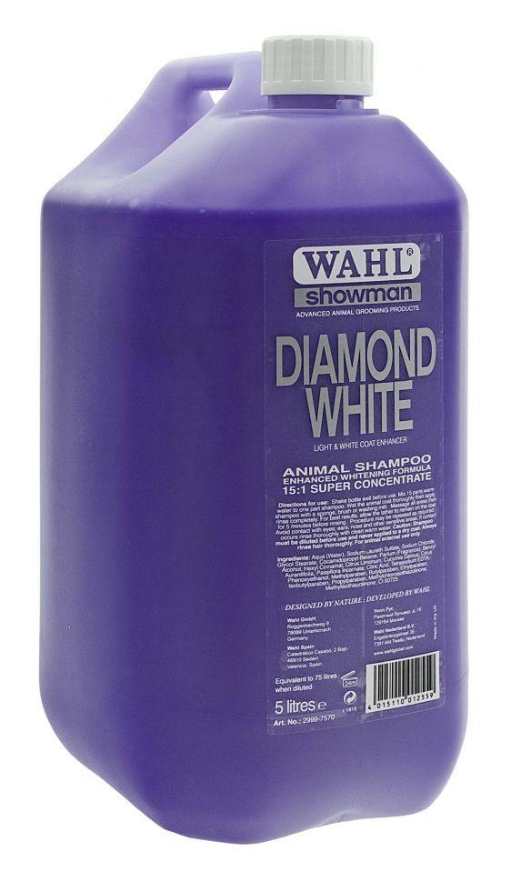 Профессиональный шампунь Wahl Diamond White 5L