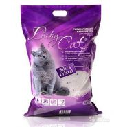 Lucky Cat Впитывающий силикагелевый наполнитель (11 л)
