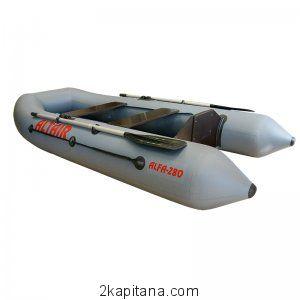 Лодка надувная ПВХ Альтаир (Altair) Alfa-280 New