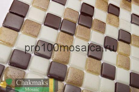 """23 Mix 16 Мозаика """"23х23"""", 301*301 мм, (CHAKMAKS)"""