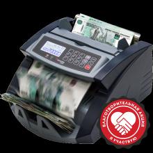 Счетчик банкнот Cassida 5550 series