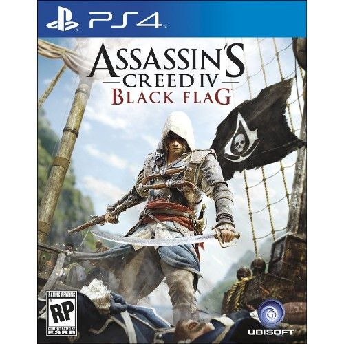 Игра Assassin's Creed IV Black Flag (PS4)