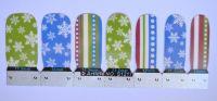 Лаковая пленка для дизайна ногтей, S1217