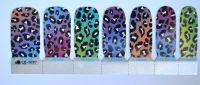 Лаковая пленка для дизайна ногтей, QJ1037
