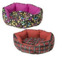 Ferplast Domino 45 Мягкий лежак для собак и кошек