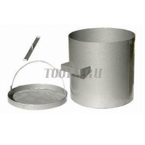 Объемомер – для определения объема вовлеченного воздуха в бетонную смесь по ГОСТ 10181.3-81
