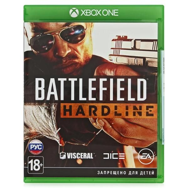 Игра Battlefield Hardline (XBOX ONE)