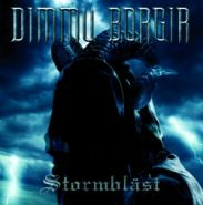 DIMMU BORGIR - Stormblast [re-issue]