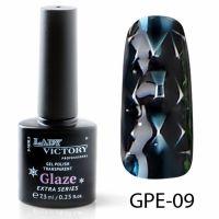 Витражный гель-лак Lady Victory GPE-09