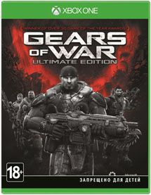 Игра Gears of War Ultimate Edition (XBOX ONE)