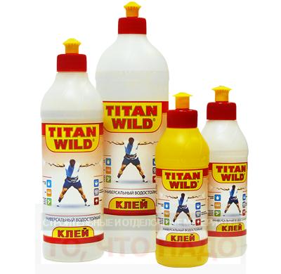 Клей универсальный TITAN Wild