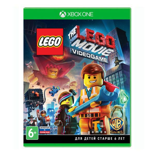 Игра Lego Movie Videogame (Xbox One)