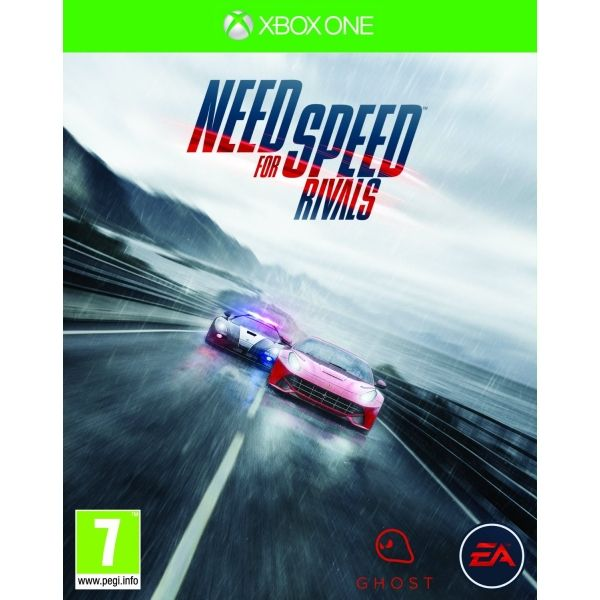 Игра Need for Speed Rivals (XBOX ONE)