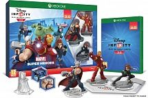 Стартовый набор Disney Infinity 2.0 Marvel Супергерои (Xbox One)
