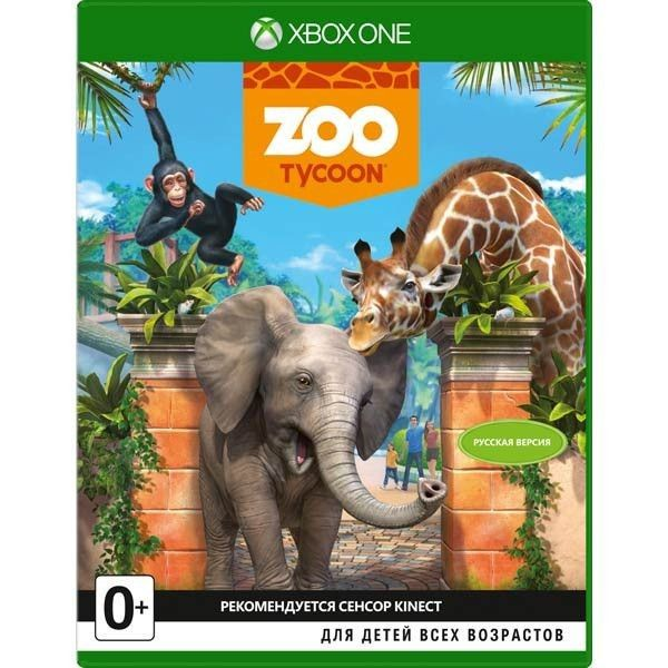 Игра ZOO Tycoon (XBOX ONE)