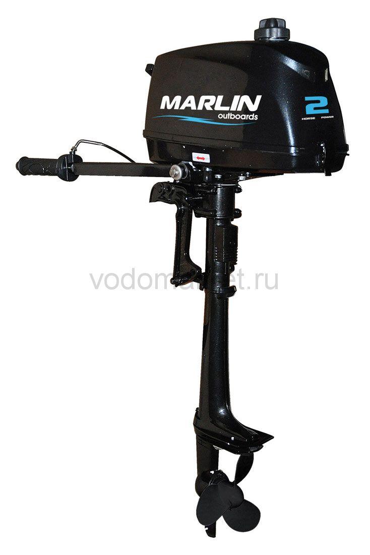 Marlin MP 2 AMHS 2х-тактный лодочный мотор