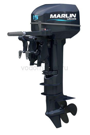 Marlin MP 15 AMHS 2х-тактный лодочный мотор