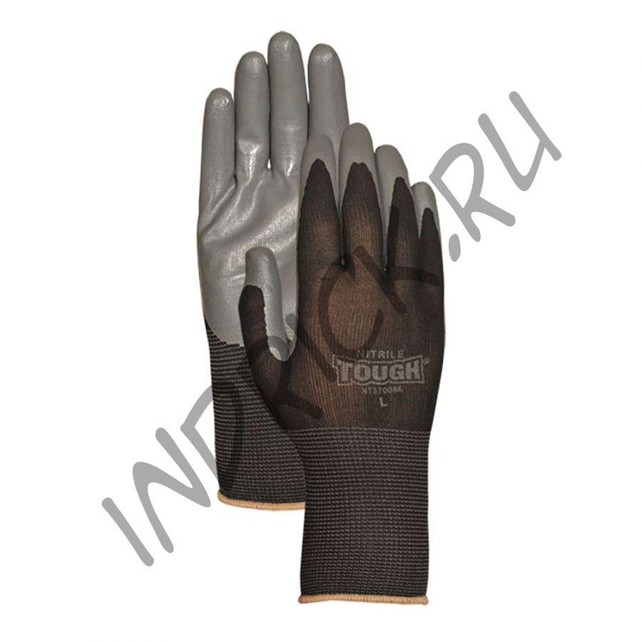 Перчатки триммера NITRILE TOUGH