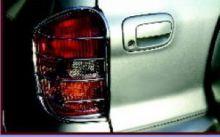 Защита задних фонарей, Winbo, нерж. сталь