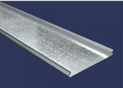 Крышка замкового лотка размер 50х25 толщина листа 0,70 (мм)
