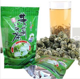 Зеленый чай жасминовая жемчужина Triatop 100гр