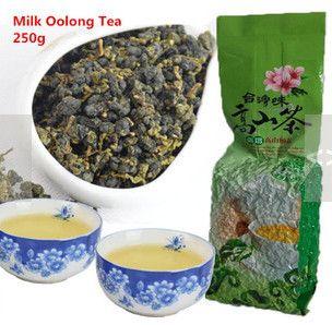 Зеленый чай молочный улун Тайвань 250гр