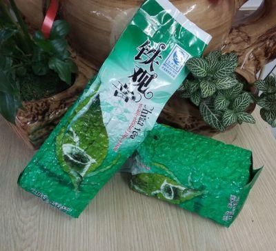 Зеленый чай Те ГуаньИнь Тайвань 250 гр