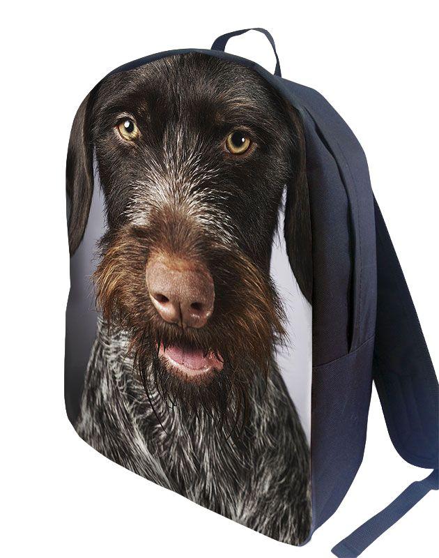 Рюкзак ПодЪполье Fanny black dog