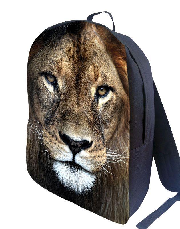 Рюкзак ПодЪполье Angry lion