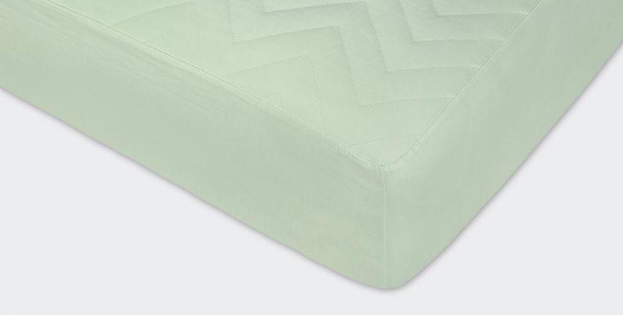 Наматрасник стеганый Cotton S1 | Вегас