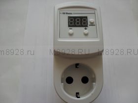 Регулятор напряжения 0-220В 9 А с евророзеткой
