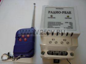 Дистанционное радиоуправление РД-2