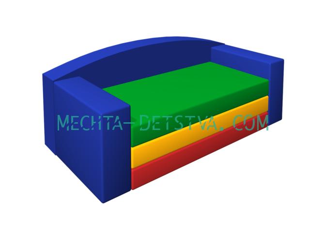 Мягкий комплекс «Диван» ДМФ МК-06.32.00