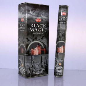 Благовония HEM Hexa BLACK MAGIC чёрная магия