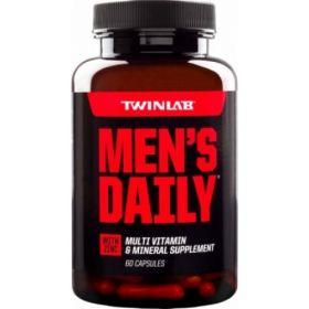 Twinlab Men's Daily  (60 капс.)