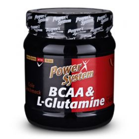 Power System BCAA & L-Glutamine (450 гр.)