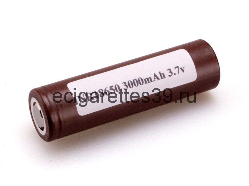 Аккумулятор 18650, LG HG2 3000 mAh