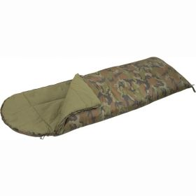 Спальный мешок Mobula СП 2М камуфлированный