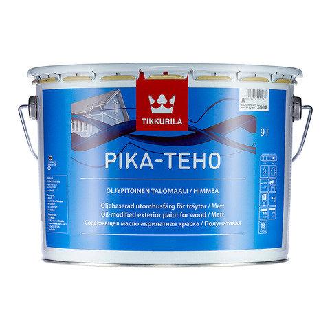 Фасадная Краска Tikkurila Pika-Teho