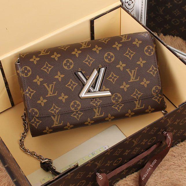 Сумка Louis Vuitton Twist MM